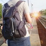 Backpacken met de trein